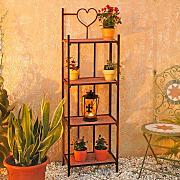 eisenregale g nstig online kaufen lionshome. Black Bedroom Furniture Sets. Home Design Ideas