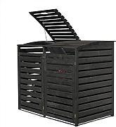 schoener wohnen24 m lltonnenboxen g nstig online kaufen lionshome. Black Bedroom Furniture Sets. Home Design Ideas