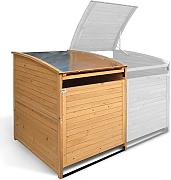m lltonnenbox aus holz g nstig online kaufen lionshome. Black Bedroom Furniture Sets. Home Design Ideas