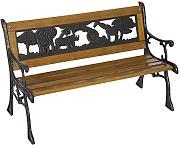 gartenb nke metall g nstig online kaufen lionshome. Black Bedroom Furniture Sets. Home Design Ideas