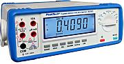 PeakTech True RMS Digital Tisch- Multimeter 22000 Digits (4 1/2-stellig) mit USB-Schnittstelle als Datenlogger, Netz- oder Batteriebetrieb, 1 Stück, P 4090