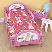 betten peppa pig g nstig online kaufen lionshome. Black Bedroom Furniture Sets. Home Design Ideas