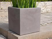 pflanzk bel kunststoff grau g nstig online kaufen lionshome. Black Bedroom Furniture Sets. Home Design Ideas