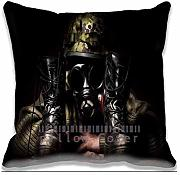 Produktbild: Pillow case/Kissenbezüge Soldier Digital Art HD Unique Designs , Fashion flower Style Pillowcase/Kissenbezüge Covers , Personalized Diy Cushion Cover for Home Office and Car