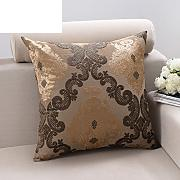 Pillow European Sofa Cushion,Bed Cushion Cover,Bedside Pillow-A 65x65cm(26x26inch)VersionB