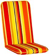 gartenstuhlauflagen hochlehner g nstig online kaufen lionshome. Black Bedroom Furniture Sets. Home Design Ideas