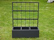 pflanzk bel mit rankgitter g nstig online kaufen lionshome. Black Bedroom Furniture Sets. Home Design Ideas