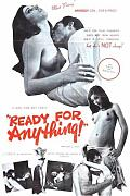 Ready For Anything Poster 01 Canvas A2 large 42x60cm Box Canvas Print 16x24 inch