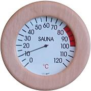 Rundes Sauna Thermometer