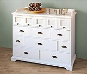 badm bel landhaus g nstig online kaufen lionshome. Black Bedroom Furniture Sets. Home Design Ideas