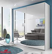 Schrank modern mit spiegel  UNBEKANNT Kleiderschränke günstig online kaufen | LIONSHOME