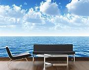 produktbild selbstklebende fototapete shining ocean. Black Bedroom Furniture Sets. Home Design Ideas