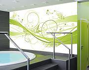 tapeten tapete gruen g nstig online kaufen lionshome. Black Bedroom Furniture Sets. Home Design Ideas