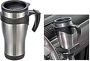 SIDCO ® Thermobecher Auto Isobecher Kaffee to Go Kaffeebecher Trinkbecher Autobecher