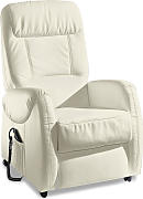 Sit&More Leder Fernsehsessel TV-Nick - mit Relax - Weiss