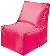 Sitzsack Sessel in Pink Lehne Pharao24