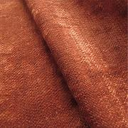 Tabley 'Red Earth Uni': Rot Samt Polstermöbel Sofa Kissen Flammschutzmittel Stoff Material aus loome Stoffe, Tabley 'Red Earth Plain' : Red, per metre