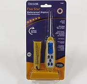 Taylor Waterproof Digital Thermometer 9848E