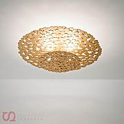 Terzani TRESOR Deckenleuchte, Ceiling lamp large Silver