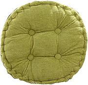 stuhlkissen rund 40 cm g nstig online kaufen lionshome. Black Bedroom Furniture Sets. Home Design Ideas