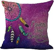 Produktbild: Throw pillow cover Dreamcatcher, have a good dream Decorative Cushion Cover 18x18(inches) RoxOutStore