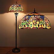 lampenschirm stehlampe kunst lampen g nstig online kaufen lionshome. Black Bedroom Furniture Sets. Home Design Ideas