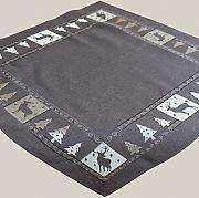 weihnachtsdeko grau g nstig online kaufen lionshome. Black Bedroom Furniture Sets. Home Design Ideas