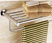 Towel Bar Bad-accessoires Bad Zahnstangen