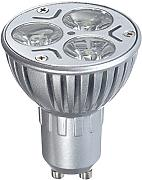 TS-ELECTRONIC Power-LED Lampe GU10 3x 1 W, 6000 K 37-62631