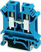 Universalklemme 0,2-10qmm B=8,2mm bl UK 6 N BU,Elektroinstallation,Phoenix Contact,UK 6 N BU,4017918090968