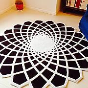 Runder teppich 250 cm  UPPER Teppich rund günstig online kaufen | LIONSHOME