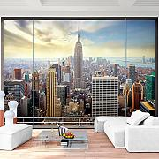 fototapeten fototapete fenster g nstig online kaufen lionshome. Black Bedroom Furniture Sets. Home Design Ideas