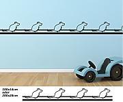 bord re selbstklebend gelbgr n g nstig online kaufen lionshome. Black Bedroom Furniture Sets. Home Design Ideas