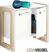 waschbeckenunterschr nke eiche g nstig online kaufen. Black Bedroom Furniture Sets. Home Design Ideas