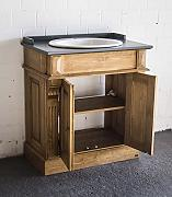 Waschtischunterschrank Holz Landhausstil | gispatcher.com | {Doppelwaschtisch mit unterschrank holz 89}