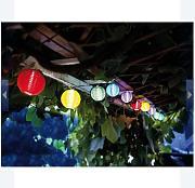 solar lichterkette lampions g nstig online kaufen lionshome. Black Bedroom Furniture Sets. Home Design Ideas