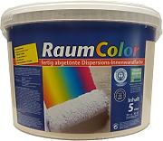 Wilckens Raumcolor Wandfarbe Dispersions-Innenfarbe 5 Liter Farbton Wählbar, Farbe:Cafe au Lait