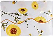 Produktbild: Wipe Clean PVC Vinyl Tablecloth Dining Kitchen flower Table Cover Protector Style SH1 Size S