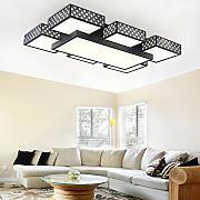 wohnzimmerlampe modern günstig online kaufen | lionshome - Moderne Wohnzimmerlampe