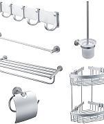 handtuchhalter badezimmer zubehoerset g nstig online. Black Bedroom Furniture Sets. Home Design Ideas