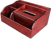 YONG Holz Serviette Pumpfach Haushalt Multifunktionale Storage Box Tissue Box