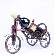 YONGQUAN Tricycle wine rack wine rack restaurant decoration desktop wine rack display, HT