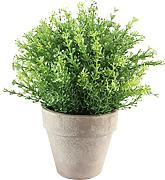 Zhhlaixing Artificial Indoor Plants with Pots for Home Decoration