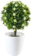 Zhhlaixing Home Decor Artificial Potted Plant for Flowers and Grass Arrangements Tabletop Decoration