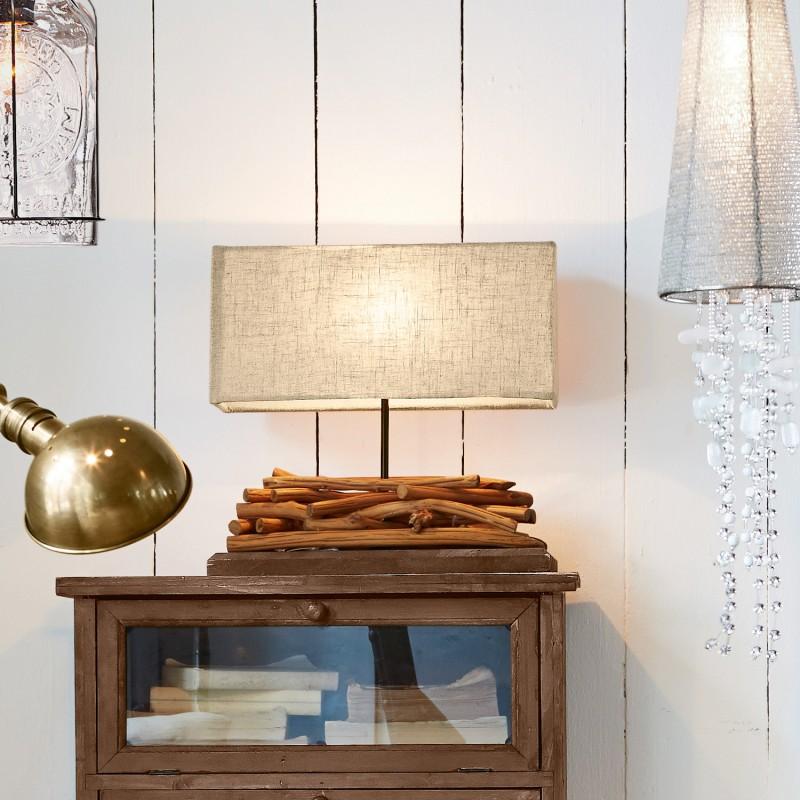 loberon lampen eine robust gestaltete lampe mit einem fua aus holzstaben passt in einen ruhigen nata 1 4 rlichen rahmen und strahlt warme atmosphare ideas for birthday gifts