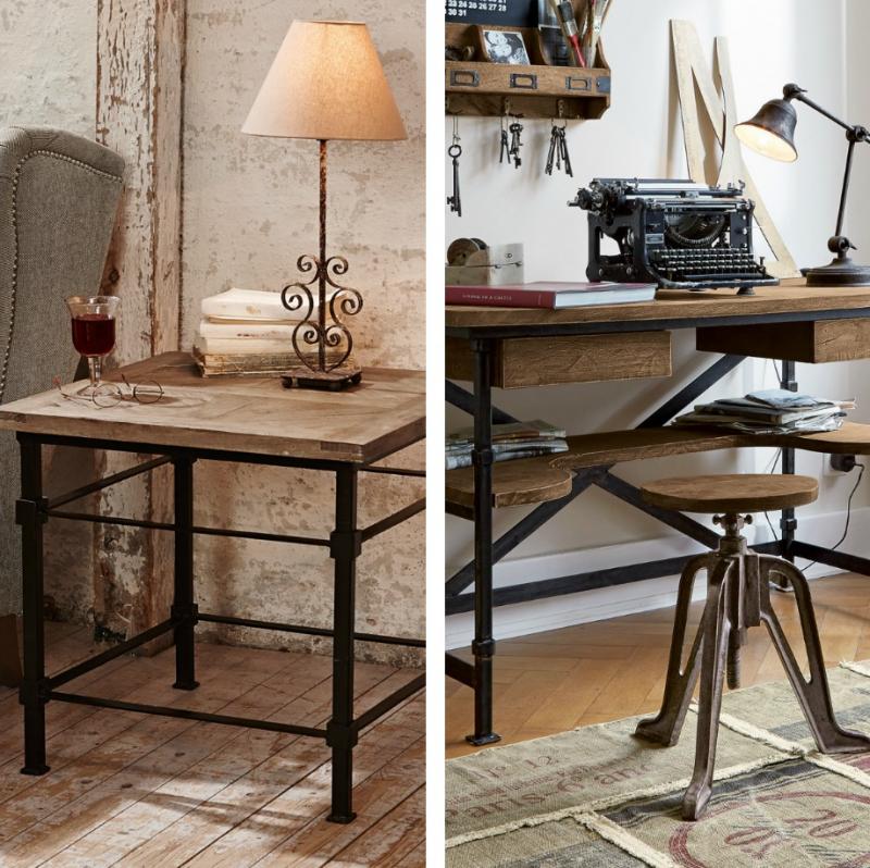 industrie chic wohnen wie im loft lionshome. Black Bedroom Furniture Sets. Home Design Ideas